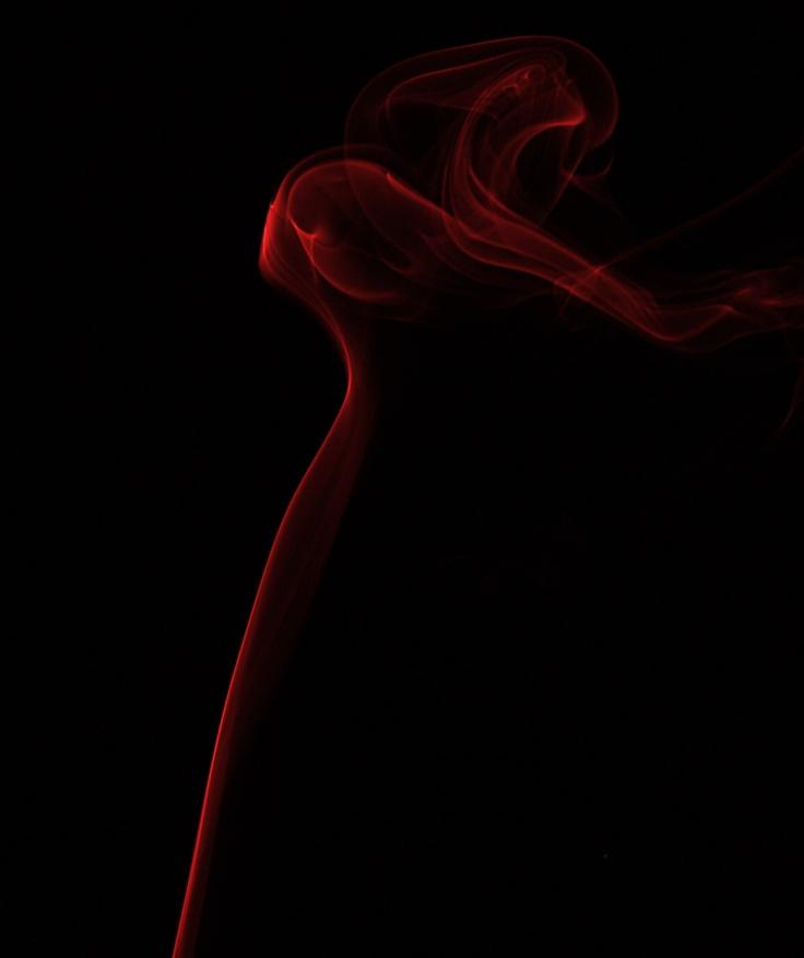 Smoke Photography by @ddezu