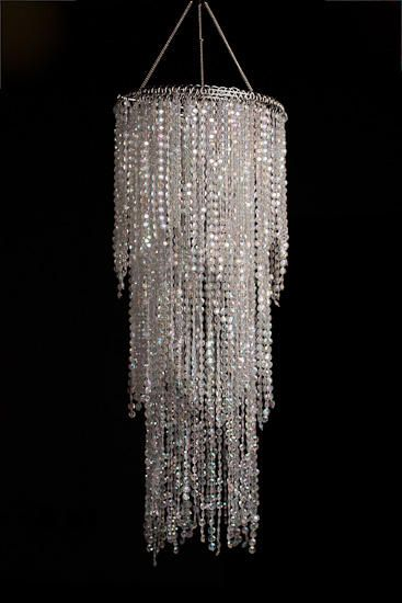 Faux Crystal Chandeliers Are Ornamental Or Decorative Light Fixtures Which Used For Ceiling Lights