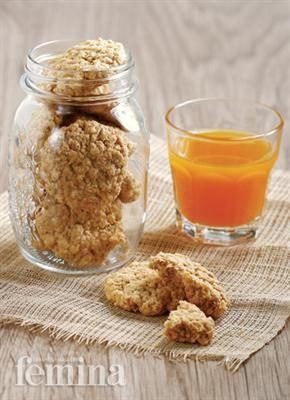 Femina.co.id: Oatmeal Cookies #resep