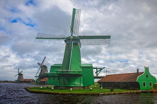Zaanse Schans - The Netherlands