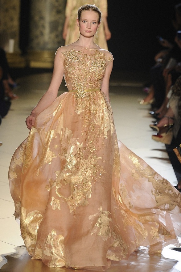 25 Best Ideas About Gold Evening Gowns On Pinterest