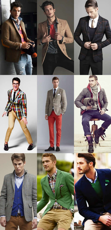 Men's Fashion Basics – The Sports Jacket.  http://www.annabelchaffer.com/categories/Gentlemen/