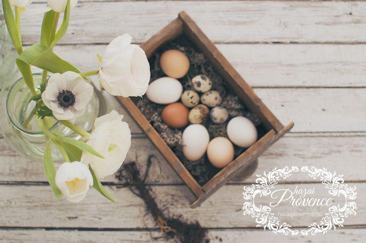 A natúr tojás a legszebb :) | Natural Easter