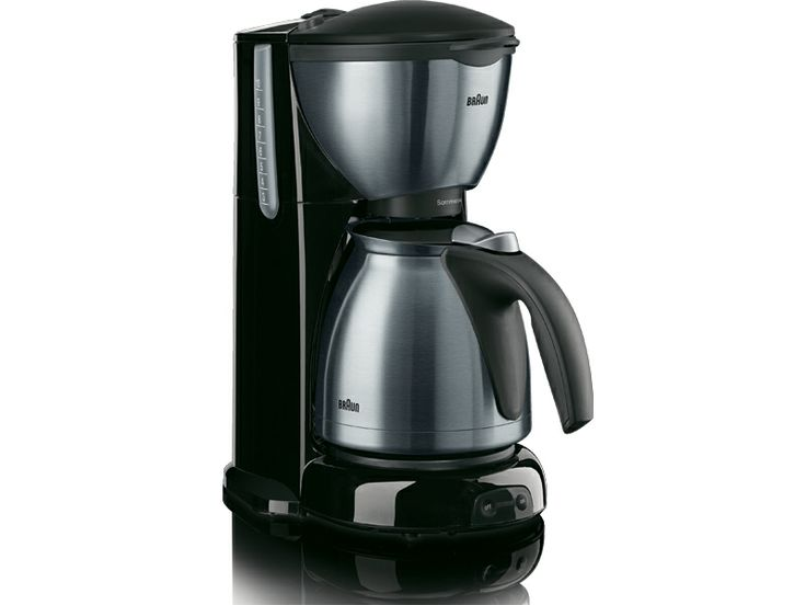charming 220 Volt Kitchen Appliances #3: BRAUN KF610 CAFEHOUSE COFFEE MAKER 220 VOLTS