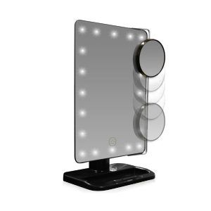 Wall Mounted Makeup Lights : 25+ best ideas about Lighted Makeup Mirror on Pinterest Makeup vanities ideas, Makeup beauty ...