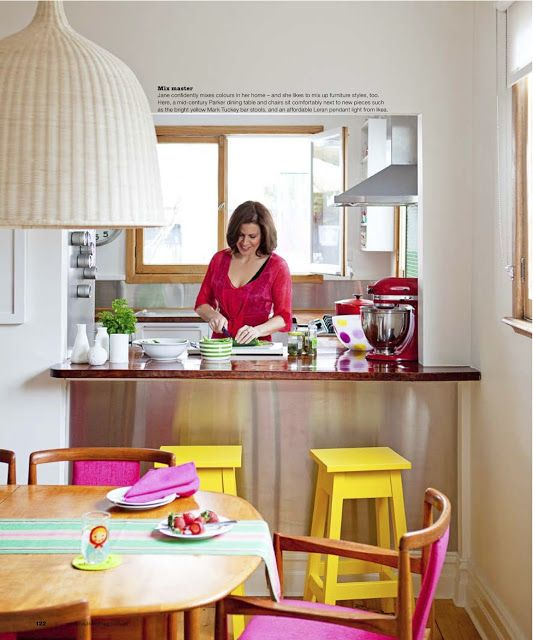 heather nette king: here is the rest of Jane Hall's brilliant Melbourne home