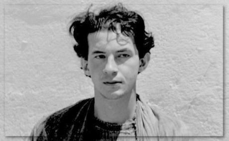 Giorgio Agamben as the Apostle Phillip in Pasolini's 1964 film The Gospel According to Matthew