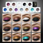 Pro Waterproof Eye Liner Makeup Black Liquid Eyeliner Shadow Gel Makeup + Brush