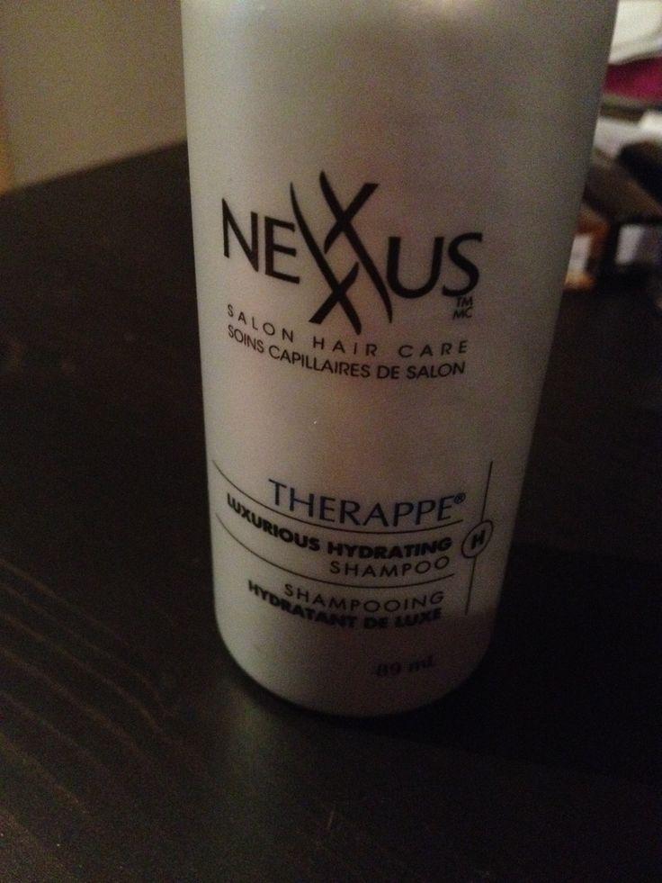 Nexxus Therappe Shampoo 89 mL $1.50