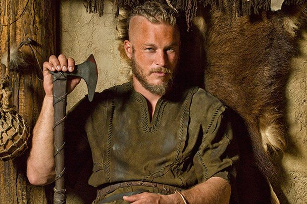 The Vikings, history channel series: A young Viking warrior and farmer, Ragnar believes he is destined for greatness. Frustrated by the restrictive policies of his local chieftain, Earl Haraldson, he is convinced that great riches lie to the west and resolves to sail across the ocean to find them.