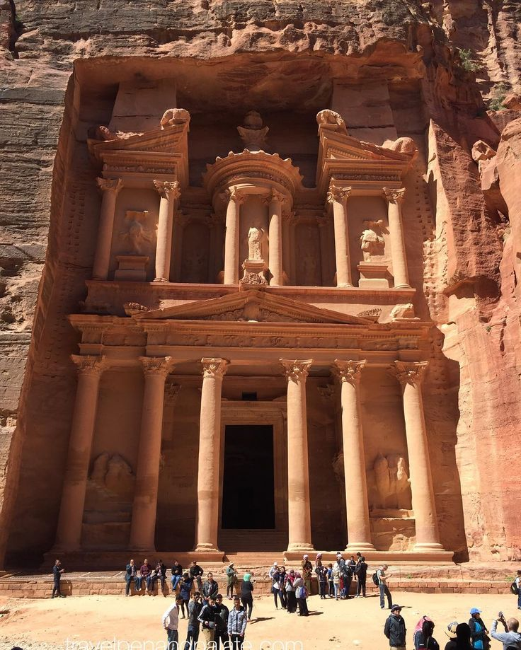 Petra Deserves Its Designation As A New 7 Wonder Of The