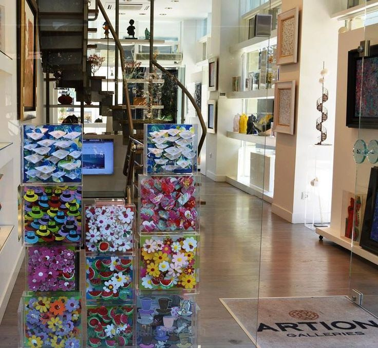 JULY 2016 at ARTION GALLERIES | ATHENS - Kifisia