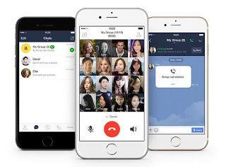 """Fitur Terbaru LINE """"Group Call"""" Kini Telah Hadir hingga 200 Panggilan Pengguna"""