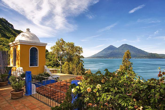 Casa Palopó, Santa Catarina Palopo, Guatemala. #RelaisChateaux
