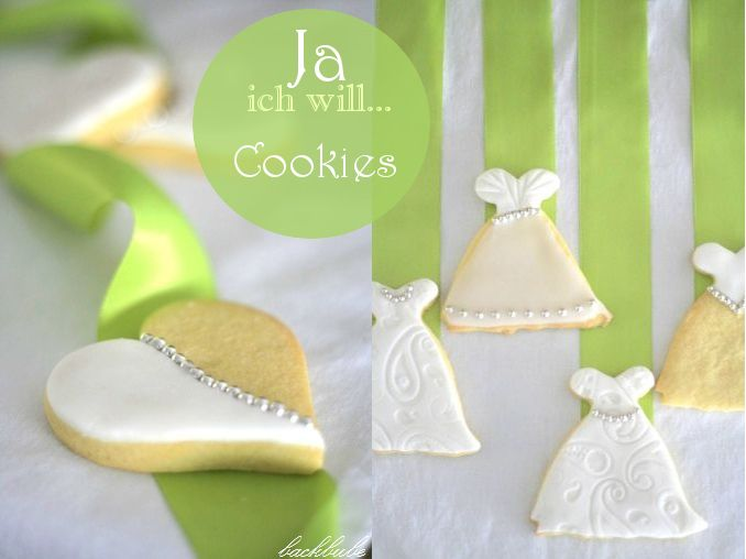 Welcome to Sarah's Virtual Bridal Shower - Ich will Cookies