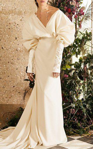Berthe Gown by Danielle Frankel
