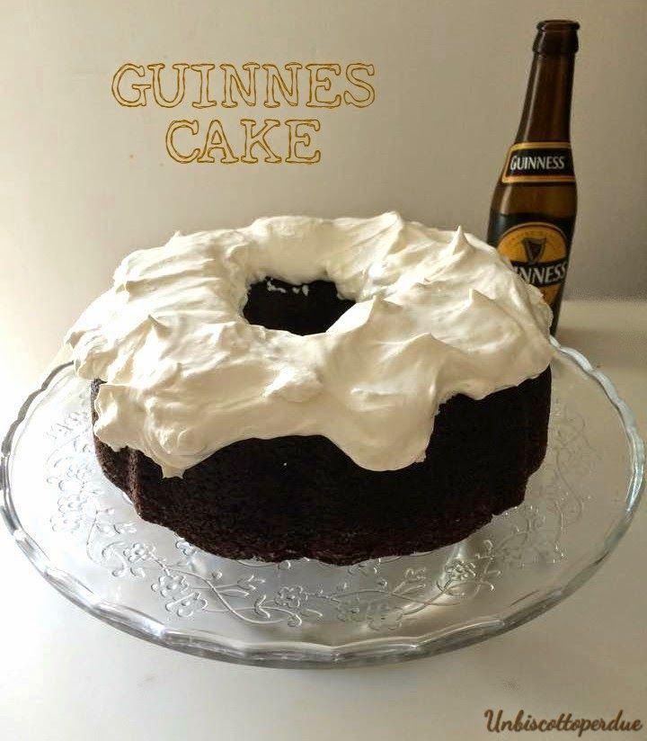 .: Guinnes Cake