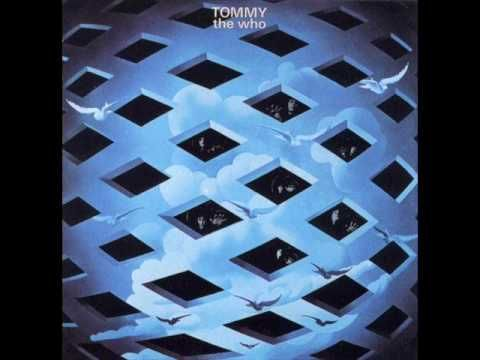 1969  Earth TOMMY  We're Not Gonna Take It / See Me, Feel Me