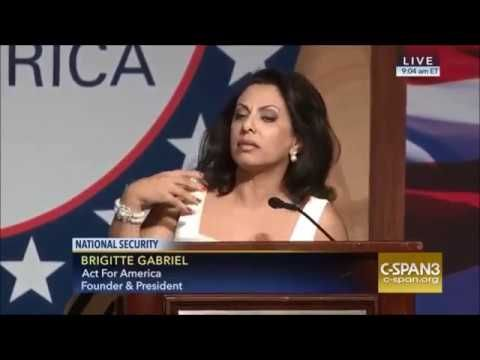"""Brigitte Gabriel on C-SPAN: """"We are the NRA of National Security"""""""
