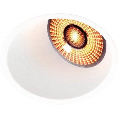 LED Downligth med flott warmdim funksjon https://www.lunelamper.no/produkt/lamper/downlights/unicone-9w-asymmetrisk-warmdim-mh-downlight-9w-mdriver-76mm-smal