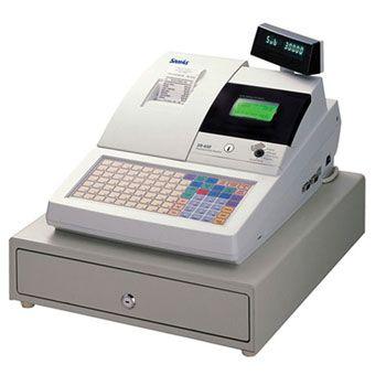 Sam4s ER-650 (Single Roll Thermal cash registers)