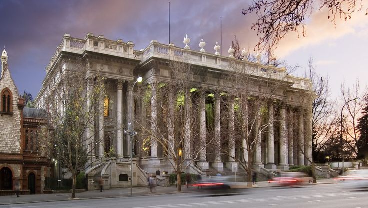 Parliament House of South Australia in North Tce, Adelaide