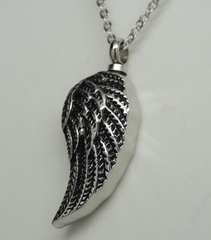 Angel Wing Urn Necklace: 27 Best GL,Cremation Jewelry,Memorial Urn,Keepsake Urn