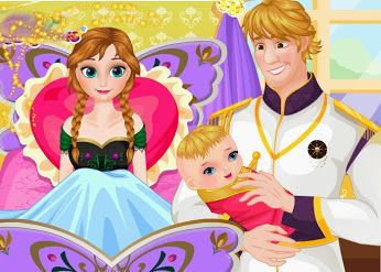 La #princesaAnna y Kristoff van a ser #papás y tu desempeñarás el papel de doctora para traer al mundo a su pequeño bebito #juegosdevestir   #juegosdeprincesas    http://www.juegos-vestir.net/jugar/anna-frozen-es-madre