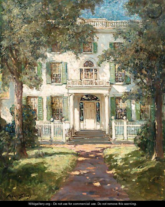 Federal House, Wiscasset, Maine - Abbott Fuller Graves