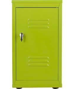 Small Metal Locker - Green.