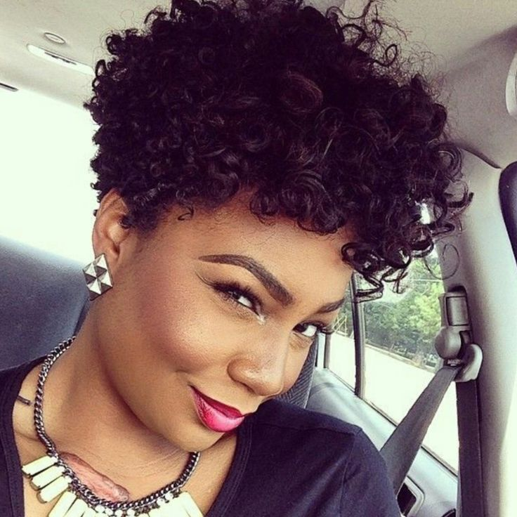 short natural curly hairstyles for black women 2014 www