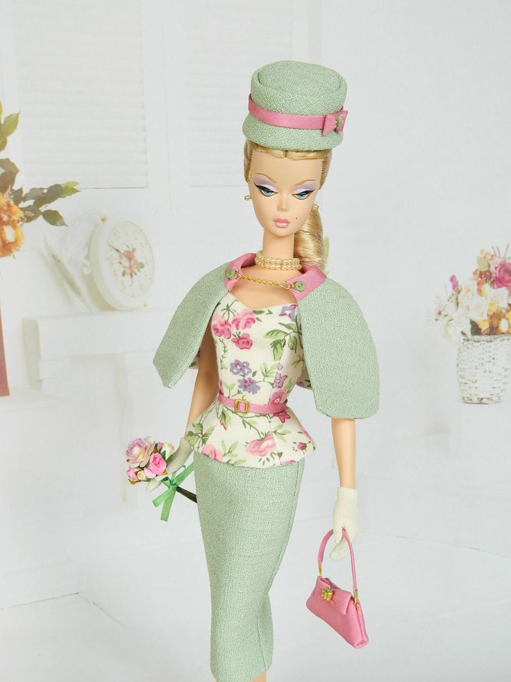 28 Best Images About Easter Fashions On Pinterest Barbie Originals And Handmade