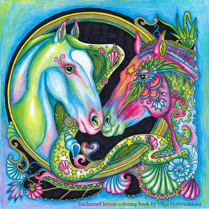 183 Best Coloring Book For Horse Lovers Images On Pinterest