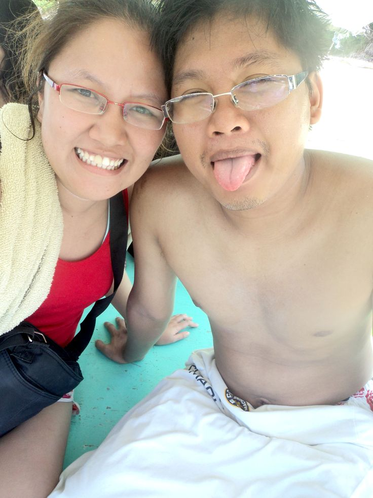 Sugarplum and me to Higatangan Island Leyte
