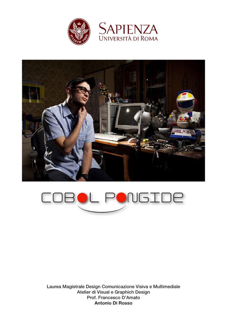 """Consultate il mio progetto @Behance: """"PW Cobol Pongide - New Identity Studio""""…"""