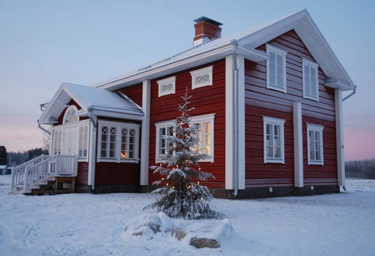 Our winter home