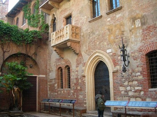 Casa di Giulietta (Verona, Itália)