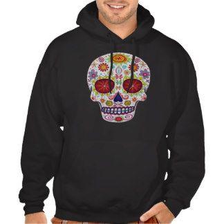 Sugar Skull hoodie | My Style | Pinterest