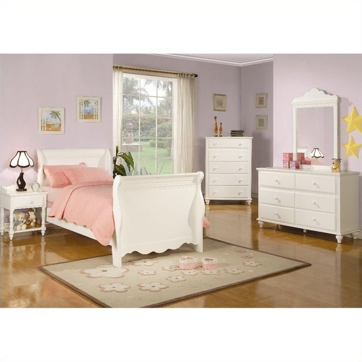 Coaster Pepper Youth Sleigh Bedroom