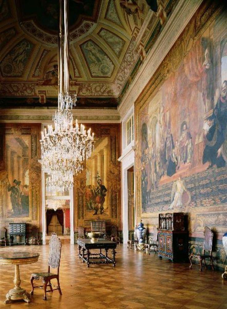 Palacio Da Ajuda Monumentos Portugueses Pinterest Interiors Lisbon And Royals
