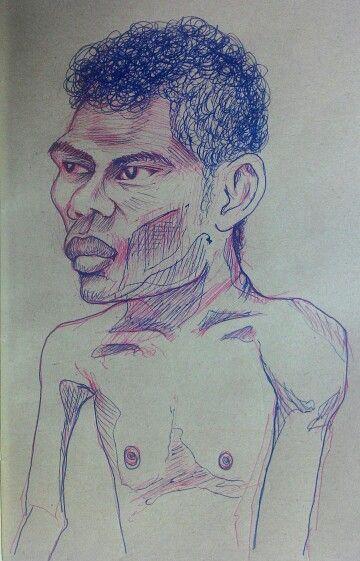 Caricature A5