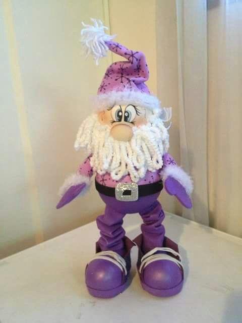 Noel violeta