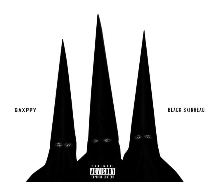 GAXPPY - BLACK SKINHEAD #remix #black #skinhead