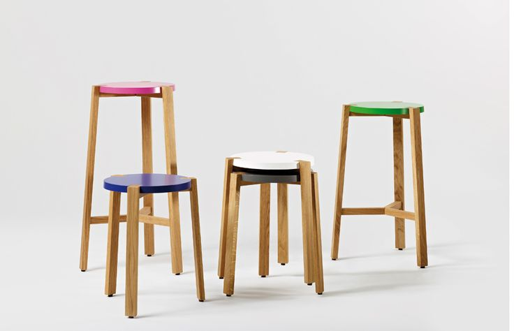 Add To 3 Legged Stool Collection Quot Happy Quot Chair Counter