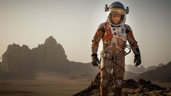 'The Martian': Why so many recent sci-fi films have positive messages. *SPOILER ALERT.