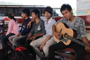 The next Malaysian boy band...