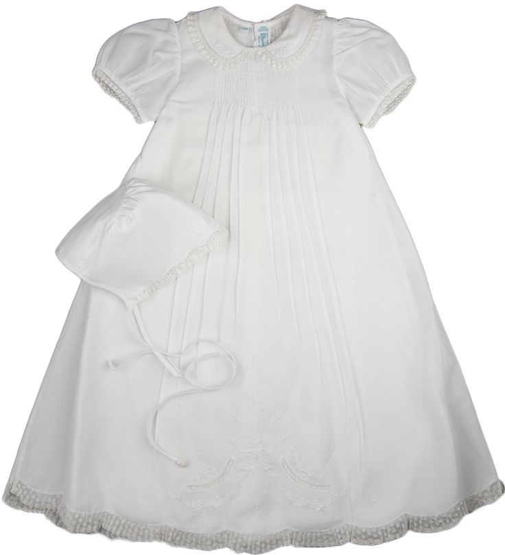Beautiful Christening Gown from @Feltman Brothers - Enter to win a $200 gift certificate! #giveaway #win