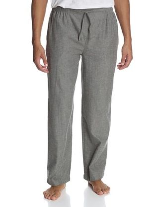 Majestic International Men's Hennessey Flannel Pant (Graphite)