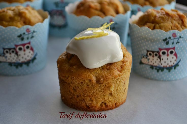 Tarif defteri: Havuclu Cupcake