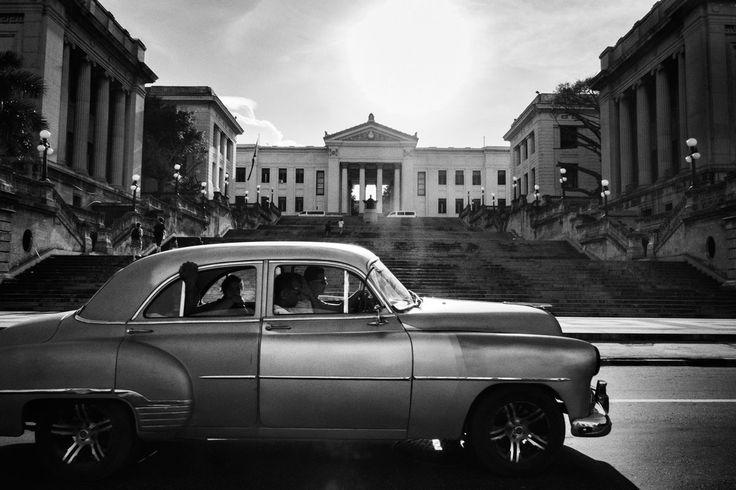 In Havana  |  Filippo Mutani Photography University of Havana, Cuba, 2017